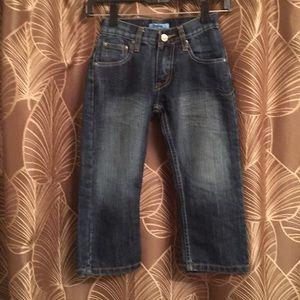 Blue jeans boys